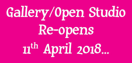 Gallery / Open Studio Reopens