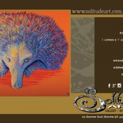 LORETTA by Sunshine Coast Artist Darren Trebilco - Artwork information