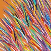 LORETTA by Sunshine Coast Artist Darren Trebilco -Detail of spines