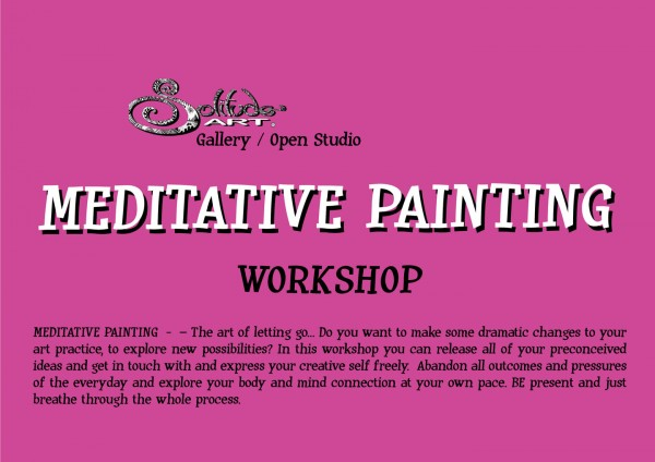 MEDITATIVE PAINTING WORKSHOP