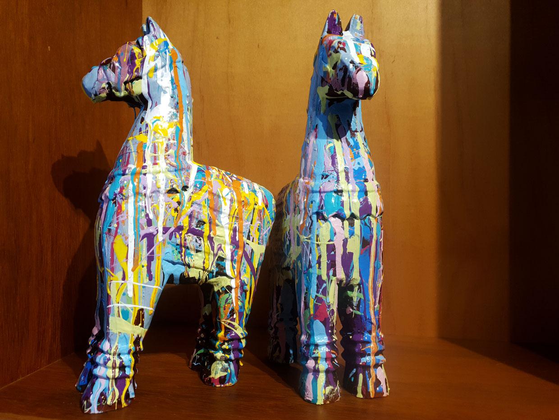 TROJAN HORSE SET