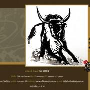 YAK ATTACK - Darren Trebilco Painting Information