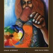 Acceptance - Darren Trebilco Self portrait of Australian Artist