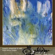 Apparition of Deer - Darren Trebilco Artist at Solitude Art Gallery