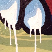 Brutus - Darren Trebilco Artist Detail of Toes