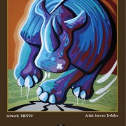 Brutus - Darren Trebilco Artist Sunshine Coast