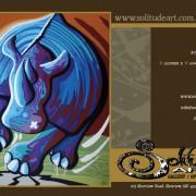 Brutus - Darren Trebilco Painting Information2