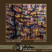Cherry Blossom - Darren Trebilco Painter Sunshine Coast