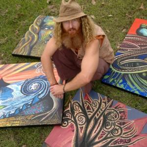 Darren Trebilco Sunshine Coast Artist