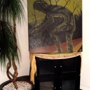 Elemental - Darren Trebilco on Display at Solitude Art Gallery