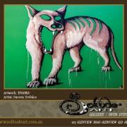Enigma - Darren Trebilco Sunshine Coast Artist