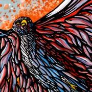 Flight - Detail of the Artwork