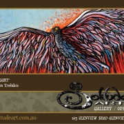Flight - Darren Trebilco Artist of the Sunshine Coast