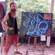 Flight 88 - Darren Trebilco Solitude Art Gallery Sunshine Coast