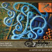 Flight 88 - Darren Trebilco Sunshine Coast Painter