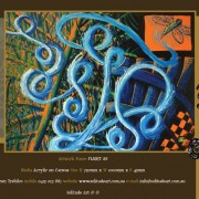 Flight 88 - Painting Information Darren Trebilco