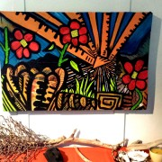 Gardening Revolution - Sunshine Coast Artist Solitude Art Gallery