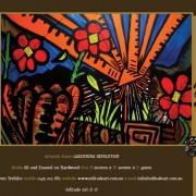 Gardening Revolution - Darren Trebilco Painting Information