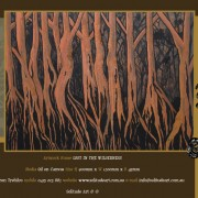 Lost in the Wilderness - Painting Information