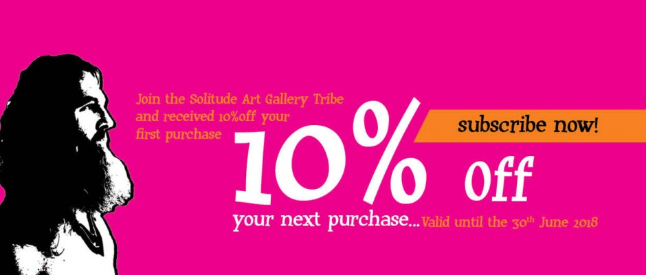 Join the Solitude Art Gallery Tribe